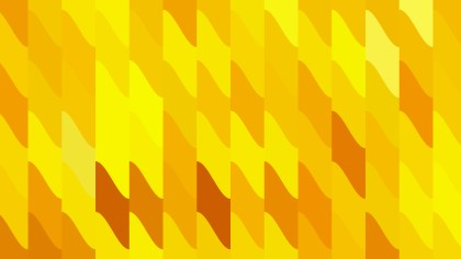 Orange and Yellow Geometric Shapes Background Vector Graphic