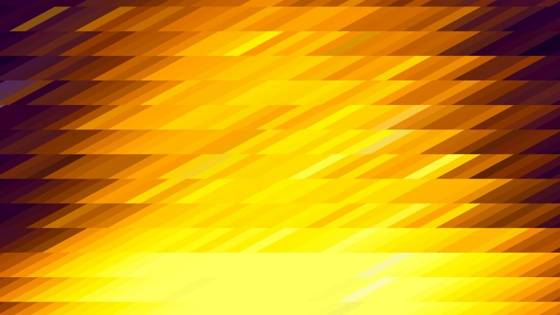 Orange and Yellow Geometric Shapes Background