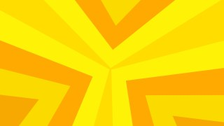 Orange and Yellow Geometric Shapes Background Vector