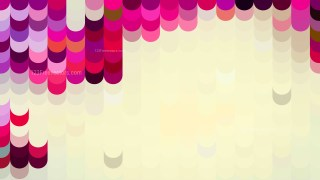 Abstract Pink and Beige Geometric Shapes Background Graphic