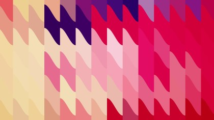 Pink and Beige Geometric Shapes Background