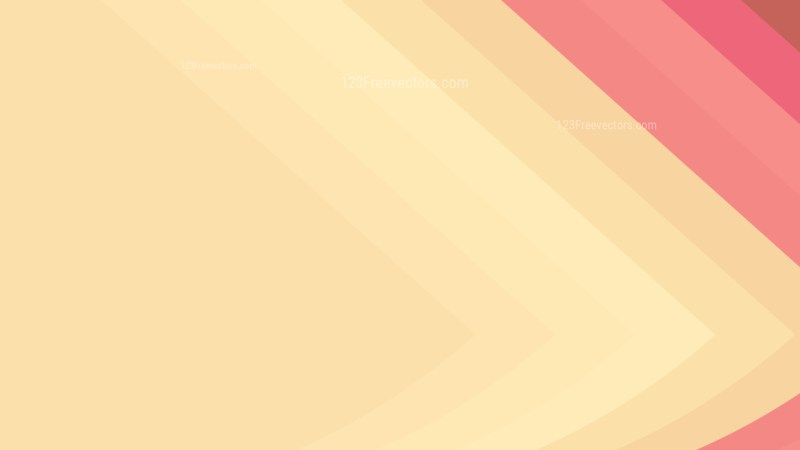 Pink and Beige Geometric Shapes Background Design