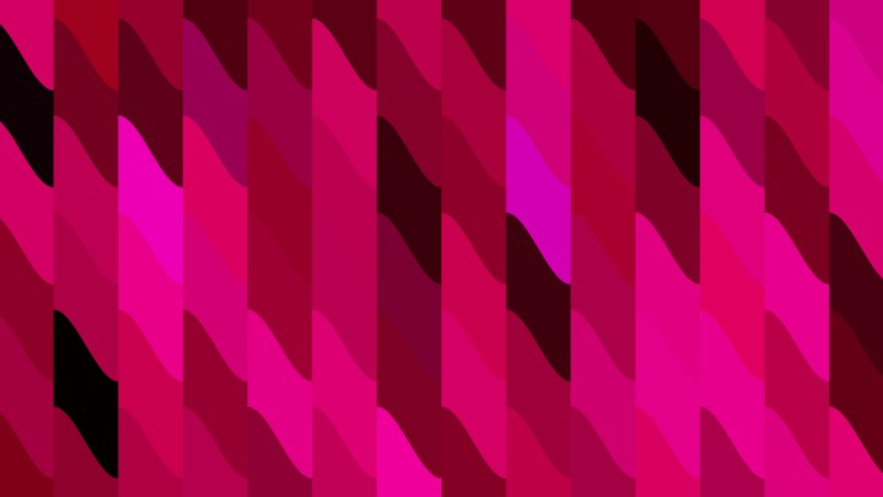 Pink and Black Geometric Shapes Background Graphic
