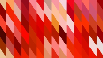 Pink and Red Geometric Shapes Background