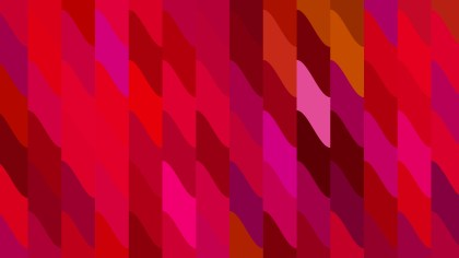Abstract Pink and Red Geometric Shapes Background