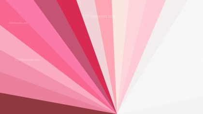 Abstract Pink and White Geometric Shapes Background