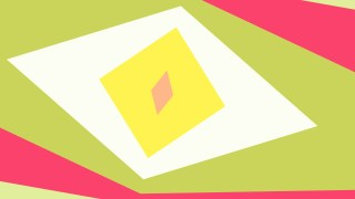 Pink Green and White Geometric Shapes Background