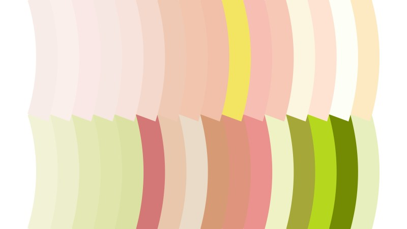 Abstract Pink Green and White Geometric Shapes Background