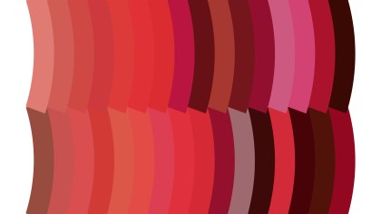 Abstract Pink Red and White Geometric Shapes Background Vector