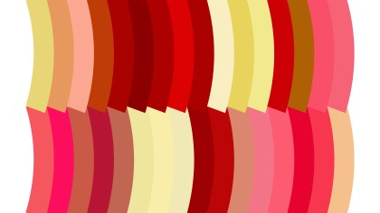 Pink Red and Yellow Geometric Shapes Background Graphic