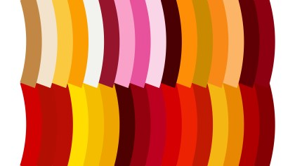 Pink Red and Yellow Geometric Shapes Background