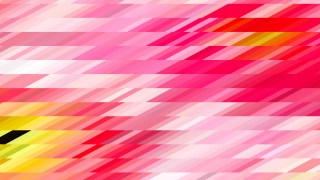 Abstract Pink Yellow and White Geometric Shapes Background