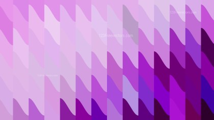 Purple Geometric Shapes Background