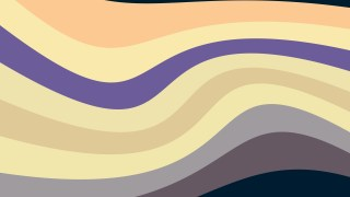 Abstract Purple and Beige Geometric Shapes Background