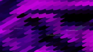 Abstract Purple and Black Geometric Shapes Background