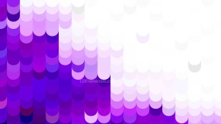 Abstract Purple and White Geometric Shapes Background