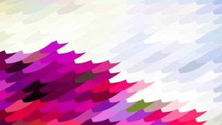 Purple and White Geometric Shapes Background Graphic