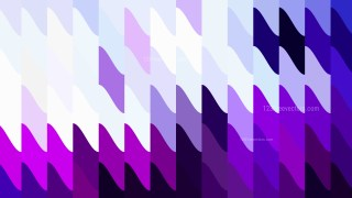 Purple Black and White Geometric Shapes Background Illustrator