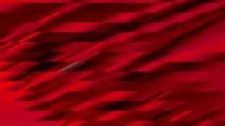 Abstract Red and Black Geometric Shapes Background Graphic