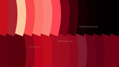 Red and Black Geometric Shapes Background Vector