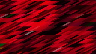 Red and Black Geometric Shapes Background