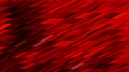 Red and Black Geometric Shapes Background Graphic
