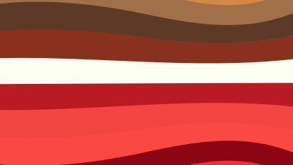 Red and Brown Geometric Shapes Background