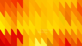 Abstract Red and Orange Geometric Shapes Background Graphic
