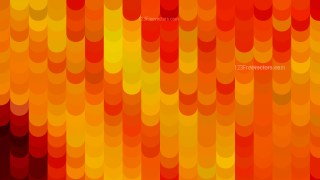 Red and Orange Geometric Shapes Background Vector