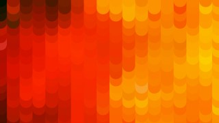 Abstract Red and Orange Geometric Shapes Background Illustrator