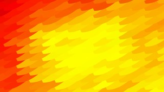 Red and Yellow Geometric Shapes Background Illustrator