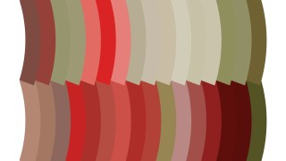 Abstract Red Green and White Geometric Shapes Background