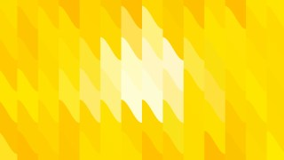 Abstract Yellow Geometric Shapes Background