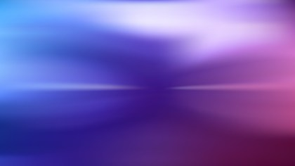 Blue and Purple Blurred Background Illustration