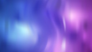Blue and Purple Blurred Background Vector Illustration