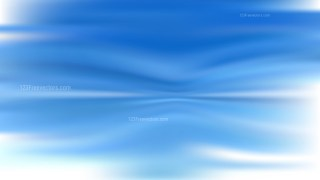 Blue and White PowerPoint Background