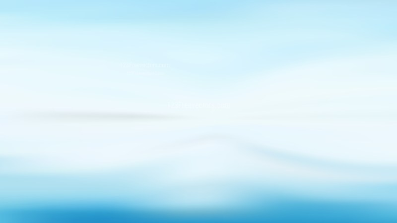 Blue and White PPT Background