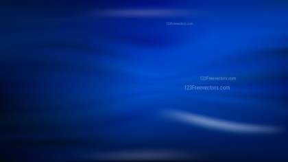 Cool Blue Blur Background Design