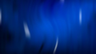 Cool Blue Blur Background Vector