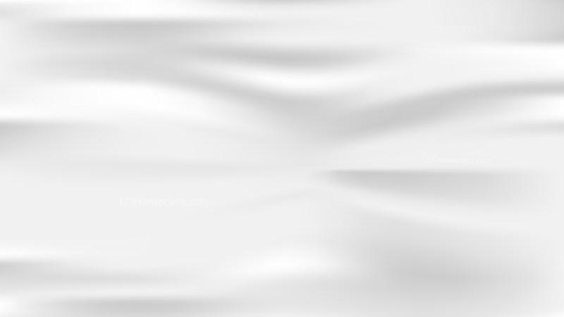 Plain White Blurred Background