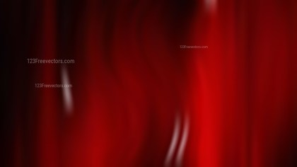 Red and Black PowerPoint Background Graphic