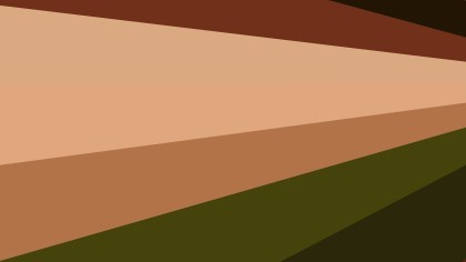 Brown and Green Stripes Background Vector