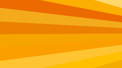 Orange Stripes Background Illustrator