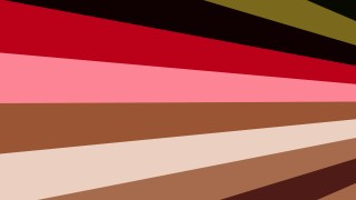 Pink and Brown Stripes Background