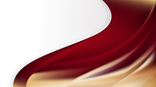 Beige and Red Wave Business Background