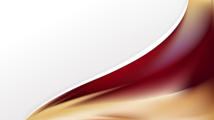 Beige and Red Business Background Template