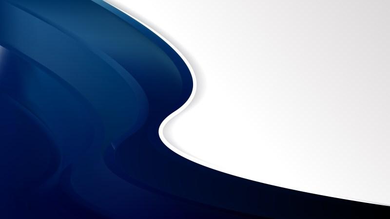 Black and Blue Brochure Design