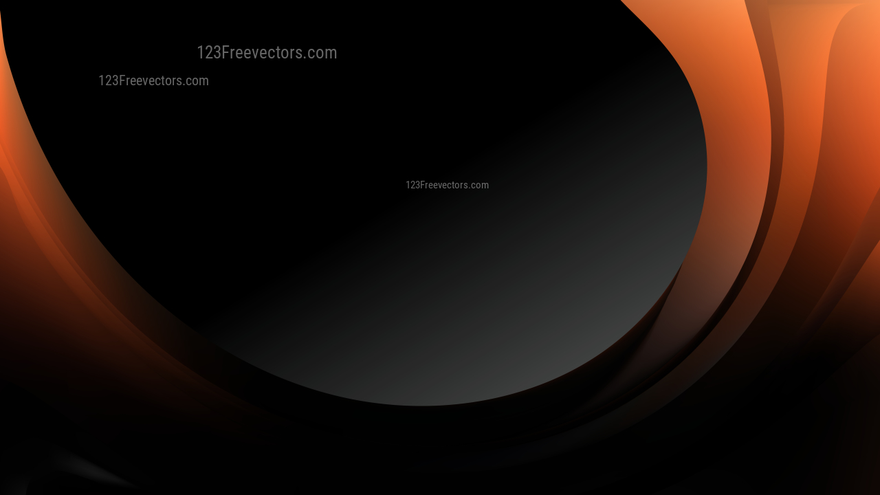 Black and Brown Business Background Template
