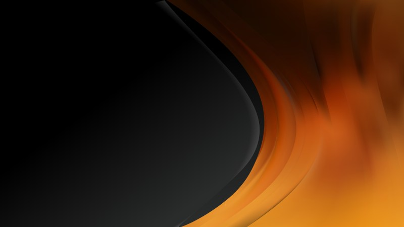 Abstract Black and Brown Wave Business Background