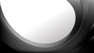 Black and Grey Wave Business Background